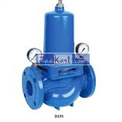 Picture of D15S  Honeywell PRESSURE REDUCING VALVE