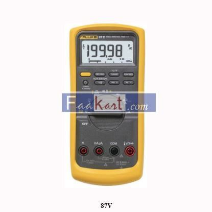Picture of 87V Fluke Industrial Digital Multimeter