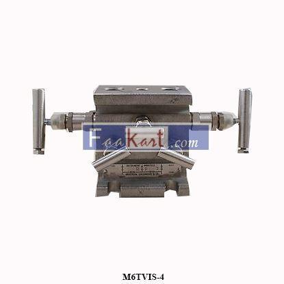 Picture of M6TVIS-4 Manifold Instrument Valve