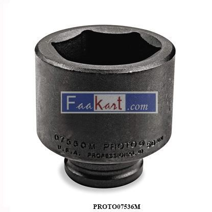 Picture of PROTO07536M Socket,Impact,3/4in Square Drive36