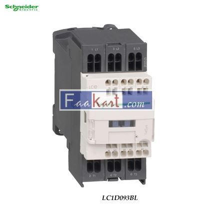 Picture of LC1D093BL  TeSys D contactor