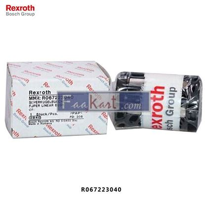 Picture of R067223040 REXROTH  Linear Bushing Bearing