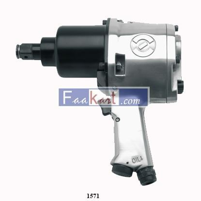 """Picture of 1571 UNIOR Wrench, Air Impact Wrench, Heavy Duty, 3/4"""" drive"""