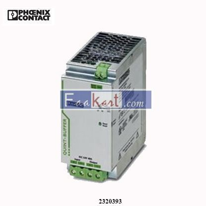 Picture of 2320393 Phoenix Contact - Buffer module - QUINT-BUFFER/24DC/24DC/40