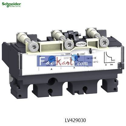 Picture of LV429030  Trip unit TM100D for Compact