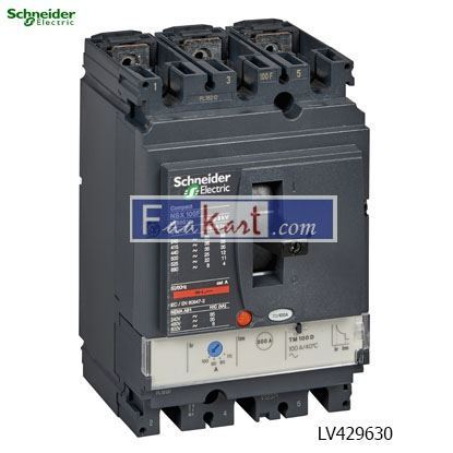Picture of LV429630  Circuit breaker Compact
