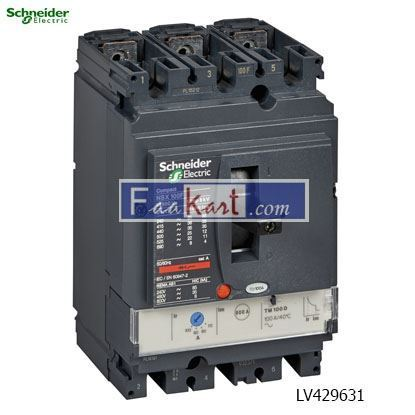 Picture of LV429631  Circuit breaker Compact