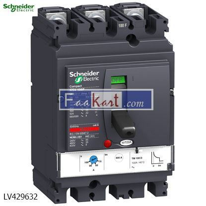 Picture of LV429632  Circuit breaker Compact