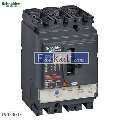 Picture of LV429633  Circuit breaker Compact