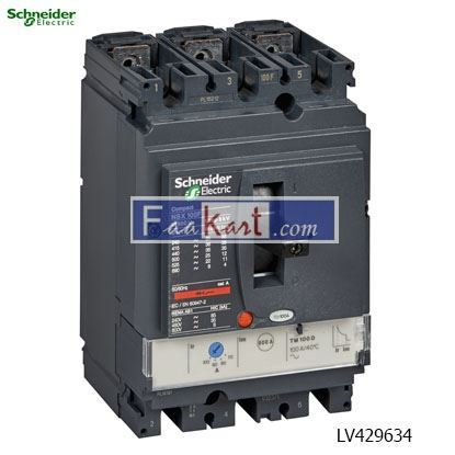 Picture of LV429634  Circuit breaker Compact