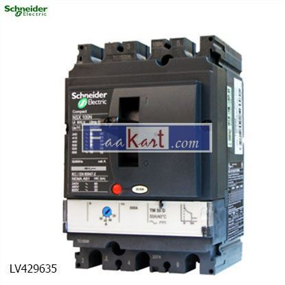 Picture of LV429635  Circuit breaker Compact