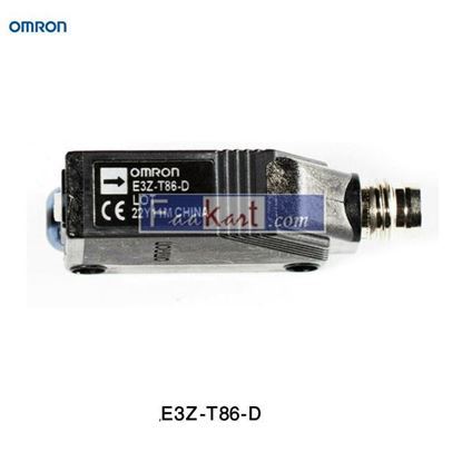 Picture of E3Z-T86-D Omron Photoelectric sensor