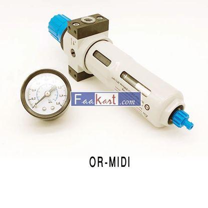 "Picture of OR-MIDI-3/8"", AIR REGULATOR"