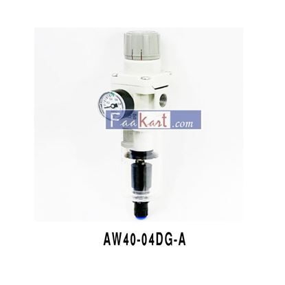 Picture of AW40-04DG-A   SMC FILTER REGULATOR
