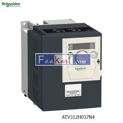 Picture of ATV312H037N4  Variable speed drive