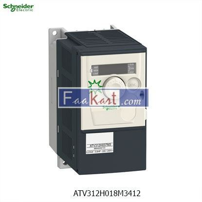 Picture of ATV312H055N4412  Variable speed drive