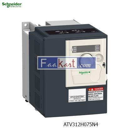 Picture of ATV312H075N4  Variable speed drive