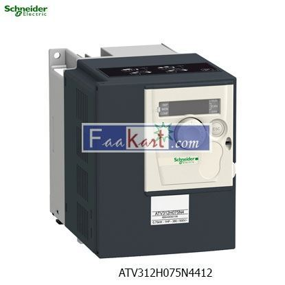 Picture of ATV312H075N4412  Variable speed drive