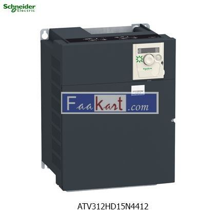 Picture of ATV312HD15N4412  Variable speed drive