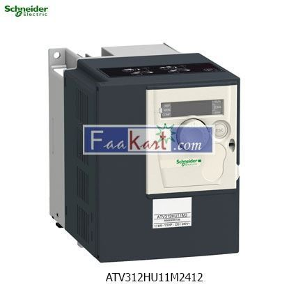 Picture of ATV312HU11M2412  Variable speed drive