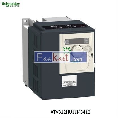 Picture of ATV312HU11M3412  Variable speed drive