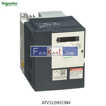 Picture of ATV312HU15N4  Variable speed drive