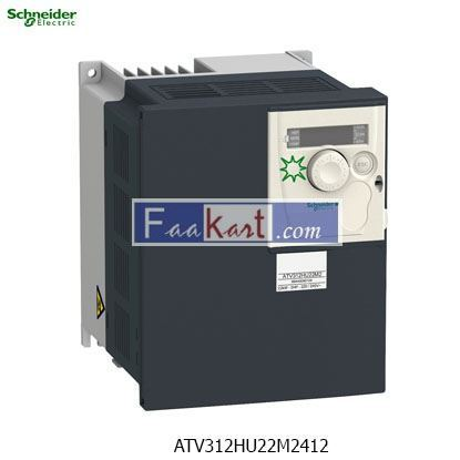 Picture of ATV312HU22M2412  Variable speed drive