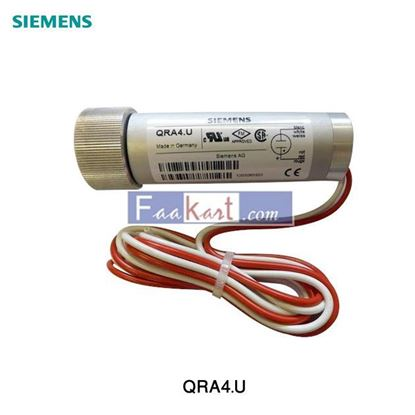 Picture of QRA4.U Siemens Flame Detector UV