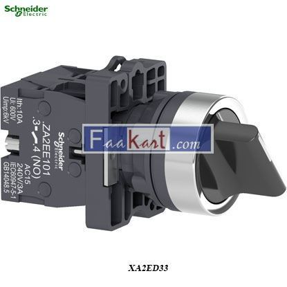 Picture of XA2ED33  Selector switch