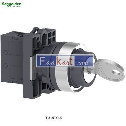 Picture of XA2EG21  Key selector switch