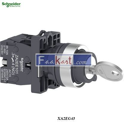 Picture of XA2EG43  Key selector switch