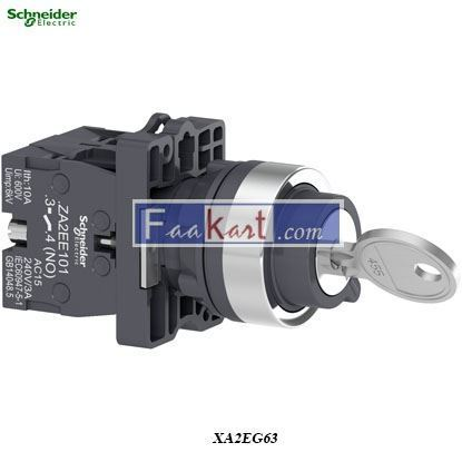 Picture of XA2EG63  Key selector switch