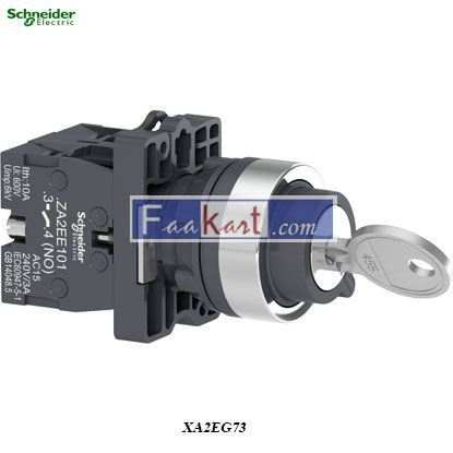 Picture of XA2EG73  Key selector switch