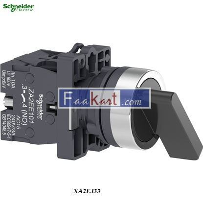Picture of XA2EJ33  Selector switch