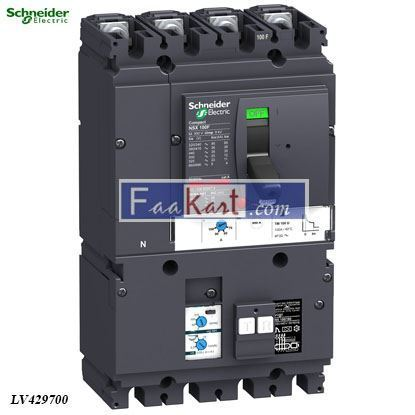 Picture of LV429700  Circuit breaker Vigicompact