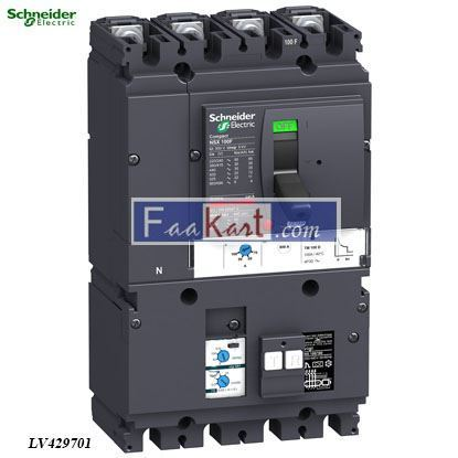 Picture of LV429701  Circuit breaker Vigicompact