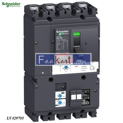 Picture of LV429703  Circuit breaker Vigicompact