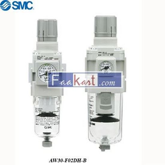 """Picture of """"AW30-F02DH-B """" Filter Regulator"""