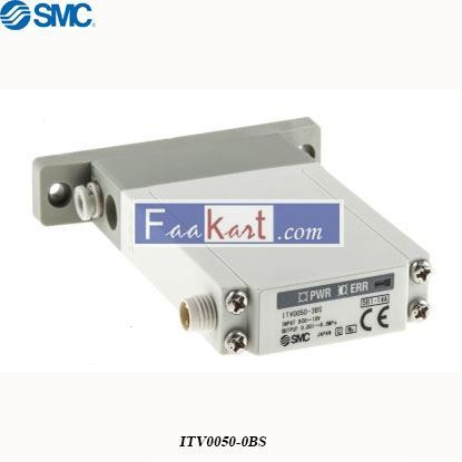 Picture of ITV0050-0BS   regulator, electro-pneumatic
