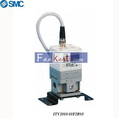 Picture of ITV2010-01F2BS3   regulator, electro-pneumatic