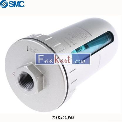 Picture of EAD402-F04  Automatic G 3/8 Pneumatic Drain Valve