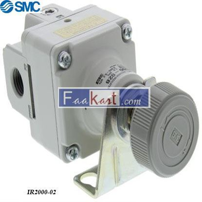 Picture of IR2000-02  Pneumatic Regulator