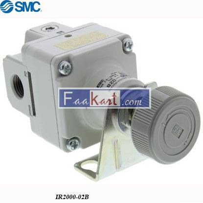 Picture of IR2000-02B  Pneumatic Regulator