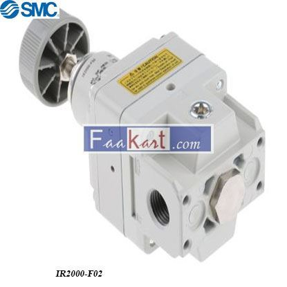 Picture of IR2000-F02  Precision regulator