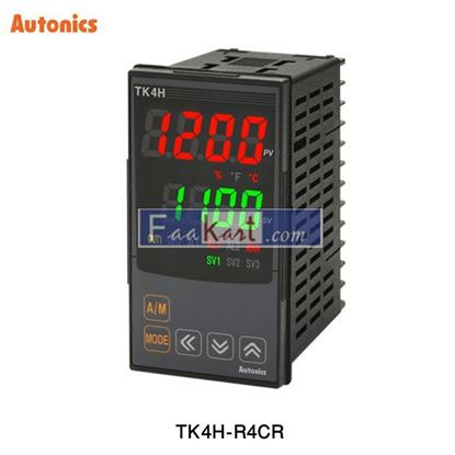Picture of TK4H-R4CR Autonics Temperature Controller