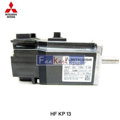 Picture of HF KP 13 Mitsubishi AC servo motor
