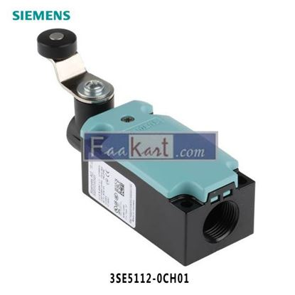 Picture of 3SE5112-0CH01 SIEMENS Limit switch lever