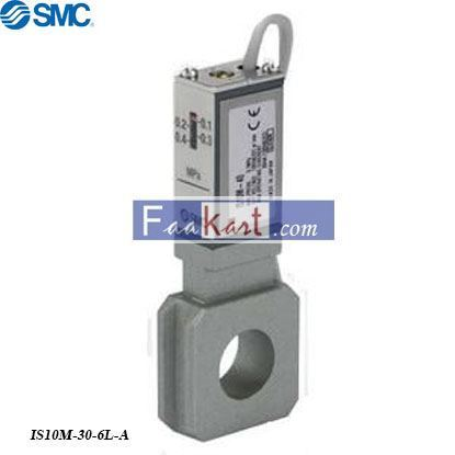Picture of IS10M-30-6L-A  NewSMC Vacuum Switch