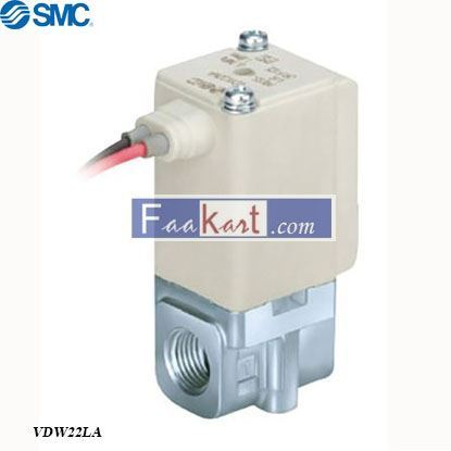 Picture of VDW22LA  Solenoid Valve