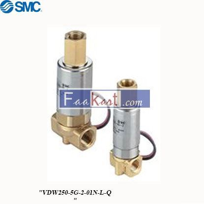 Picture of VDW250-5G-2-01N-L-Q   Solenoid Valve